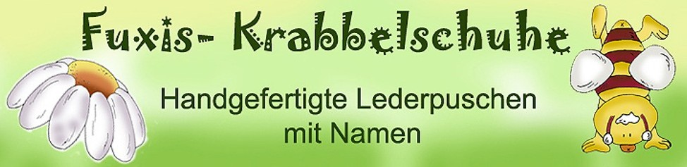 Fuxis-Krabbelschuhe-Logo